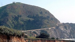 California Pacific Coast Highway (Route 1) - SLIDESHOW