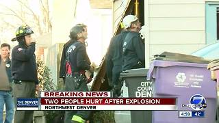2 injured in hash oil explosion in Denver - Video