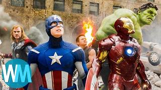 Top 10 Superhero Movies That Changed Everything - Video