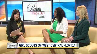 Positively Tampa Bay: Girl Scouts - Video