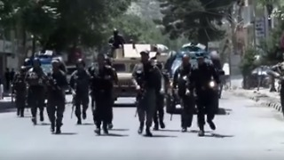 Suicide Bomber, Several Gunmen, Attack Iraqi Embassy in Kabul - Video