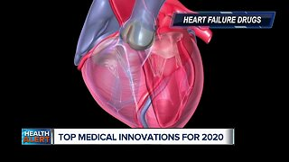 Top medical innovations for 2020