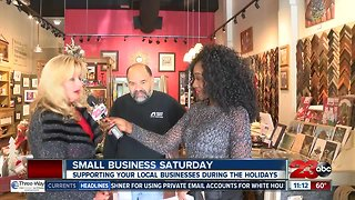 Celebrate Small Business Saturday with the Downtown Business Association - Video