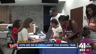 KCPS working to attract new families as enrollment declines - Video