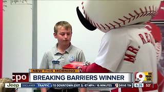 Cold Spring student wins Jackie Robinson Breaking Barriers essay contest