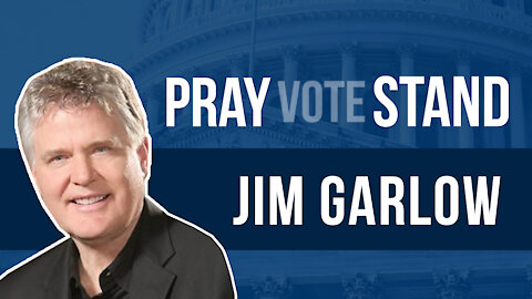 Pastor Jim Garlow Urges Believers to Pray for God's Intervention and Protection in America