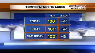 13 First Alert Weather for June 7 2018 - Video