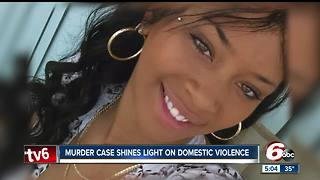 Murder of 21-year-old woman shines light on domestic violence - Video