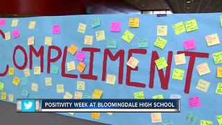 Hillsborough County students create 'compliment day' after Parkland shooting - Video
