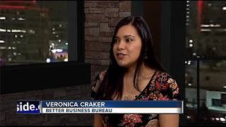 BBB: Don't let wedding planning scams ruin your big day - Video