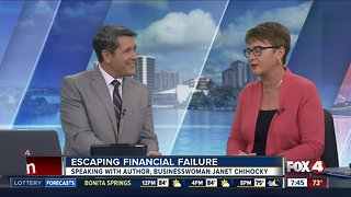 Perseverance through faith: speaking with businesswoman, author Janet Chihocky - Video