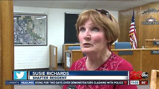 Shafter City Manager resigns