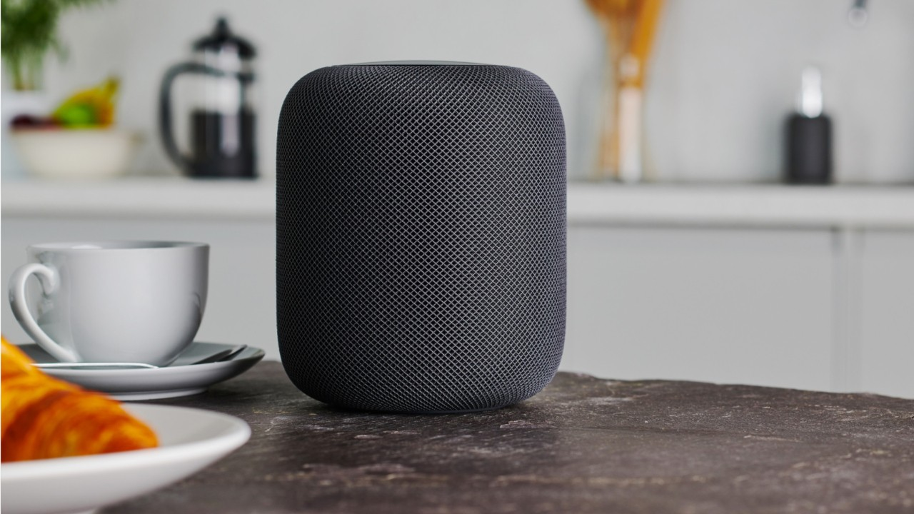 Apple HomePod now recognizes voices