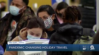 Millions of Americans traveling for Thanksgiving holiday