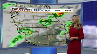Heavy Rain Possible Monday, Drying Out Tuesday - Video