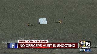 Police involved in shooting at Mesa apartment complex - Video