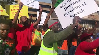 'We told Maimane to postpone Zambia trip' - Zambia (qA2)