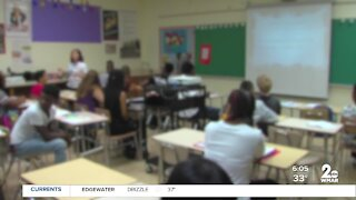 Anne Arundel County and Baltimore City Schools may be returning to the classroom