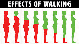 6 Health Benefits Of Walking Every Day