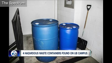 Student journalists uncover issues with the way University at Buffalo stores hazardous materials