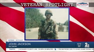 Veteran Spotlight: John Jackson of Baltimore