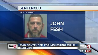 Sexual Predator sentenced to life Fort Myers