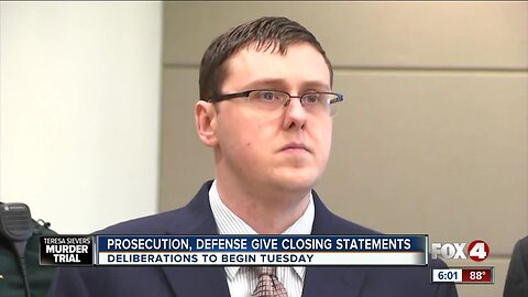 Closing arguments for the Rodgers trial