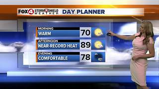 Unseasonably Warm Weather Continues - Video