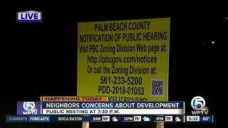Public meeting Tuesday night to discuss western Boca Raton golf course project