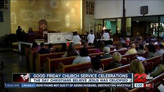 Good Friday Services - Video