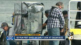 San Diego Film Festival brings big stars