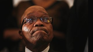The Scandal-Filled Tenure Of South African President Jacob Zuma - Video
