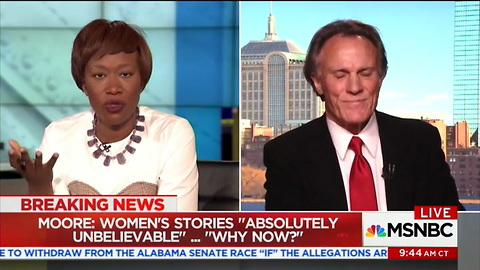 MSNBC Guest Goes Off On Evangelical Christians -- And Makes Absolutely Outrageous Accusation