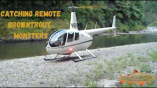 Extreme New Zealand Back Country Flying
