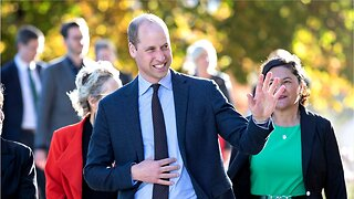 Prince William Jokes About Royal Baby In New Zealand, Harry Makes Surprise Appearance