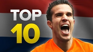 Top 10 Most Expensive Dutch Players - Video