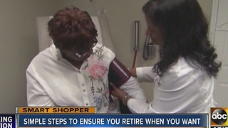 Smart Shopper: How much do you know about retirement? - Video