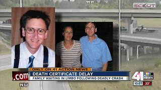 Family waiting in limbo after deadly crash
