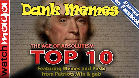 TOP 10 MEMES The Age of Absolutism
