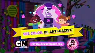 Cartoon Network Doesn't Want a Color Blind Society