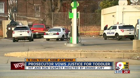 Prosecution vows justice for toddler killed by impaired driver
