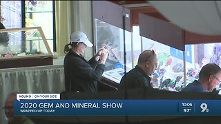 Gem and Mineral Show wraps despite early coronavirus concerns