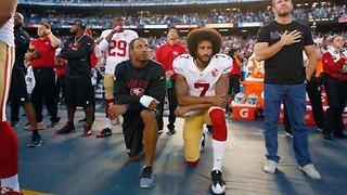 Athletes Protest Police Brutality During National Anthem - Video