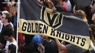 Vegas Golden Knights fans hoping for another win - Video