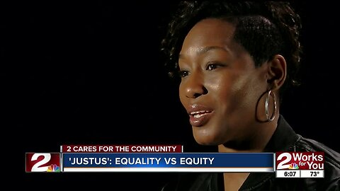 JustUs: Equality vs. Equity