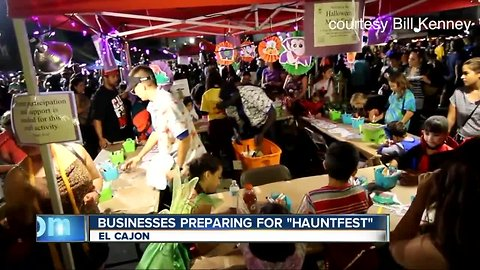 El Cajon's Hauntfest on Main gives local businesses a
