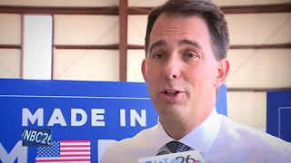 Governor Walker and Foxconn - Video