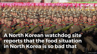 KJU's Military Fleeing As Reports Suggest What Soldiers Really Do On Leave - Video