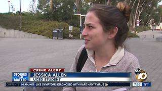 Police: Suspect secretly recording women at UCSD - Video