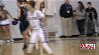 Papillion-La Vista South vs. Bellevue East basketball - Video